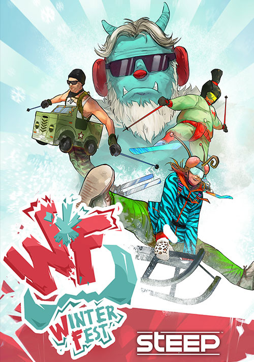 Steep Winterfest Pack