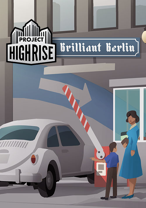 Project Highrise: Brilliant Berlin (PC)
