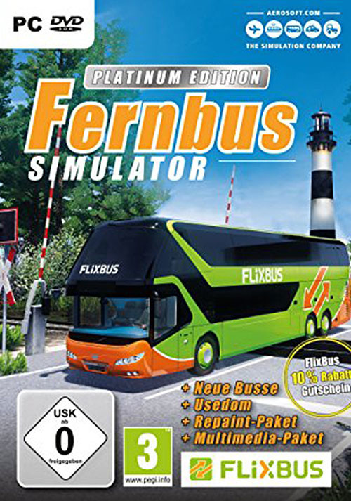 Fernbus Simulator Platinum Edition