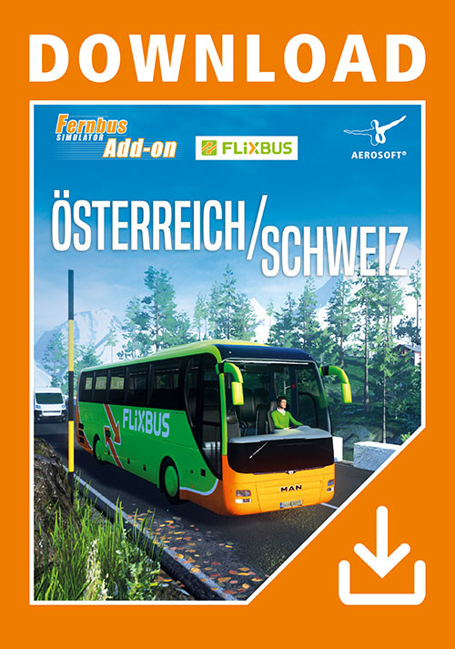 Fernbus Simulator Austria/Switzerland