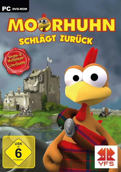 Moorhuhn Schlgt Zurck