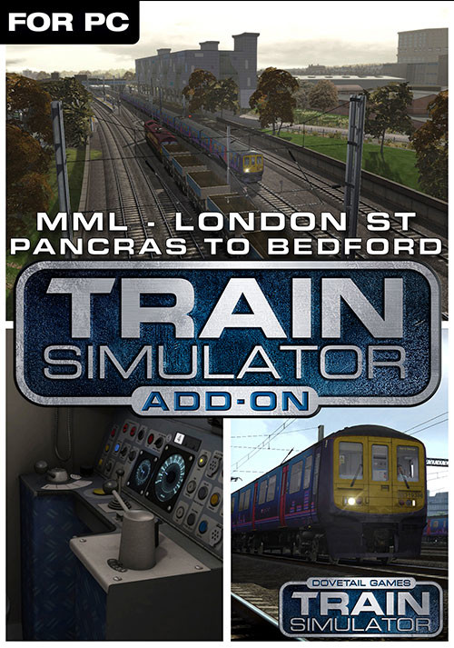 Train Simulator Midland Main Line LondonBedford Route AddOn