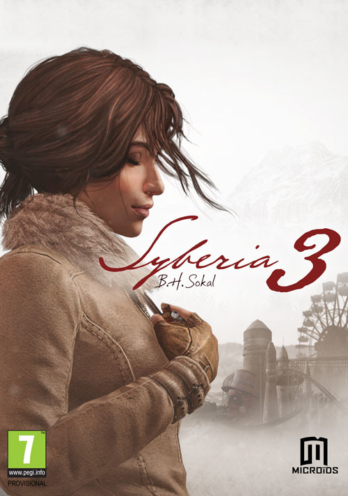 Syberia 3