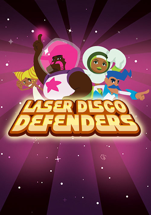 Laser Disco Defenders (PC)