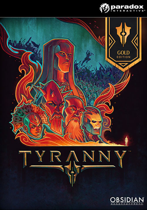 Tyranny - Gold Edition (PC)