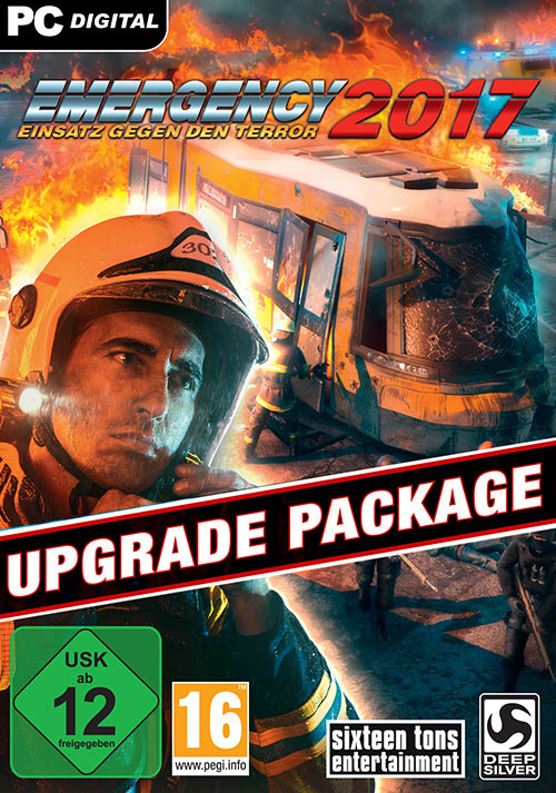 Emergency 2017 DVD Upgrade Pack