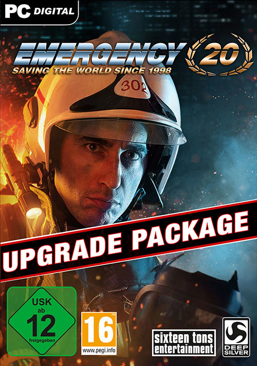 Emergency 20 DVD Upgrade Package