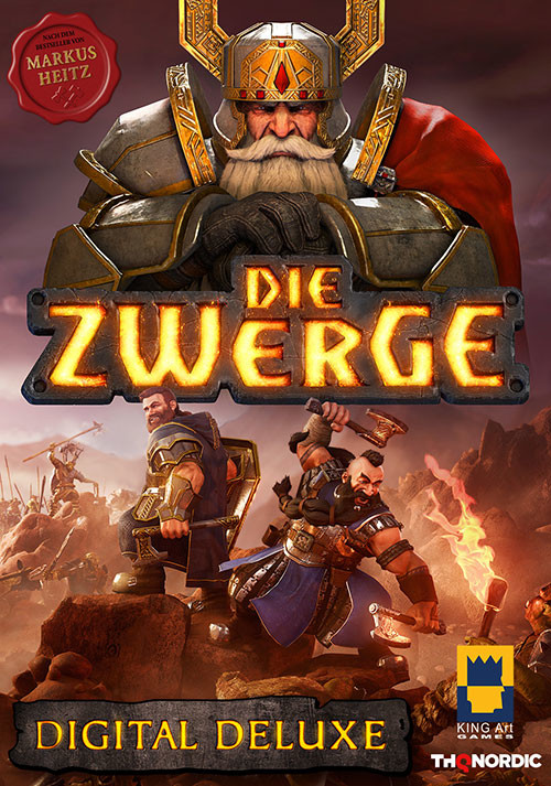 Die Zwerge Digital Deluxe Edition