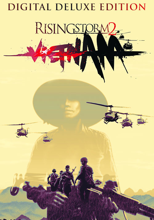Rising Storm 2: Vietnam Digital Deluxe Edition (PC)