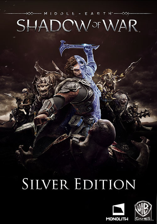 Middleearth Shadow of War Silver Edition