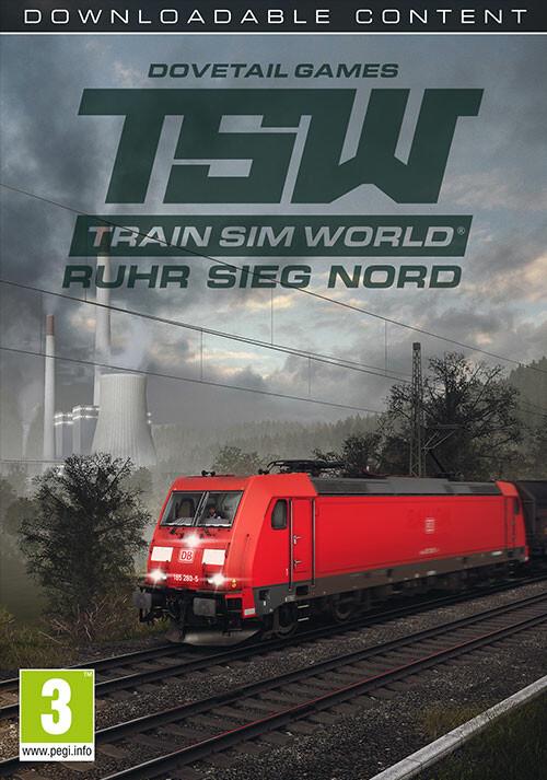 Train Sim World®: Ruhr-Sieg Nord: Hagen – Finnentrop Route Add-On (PC)