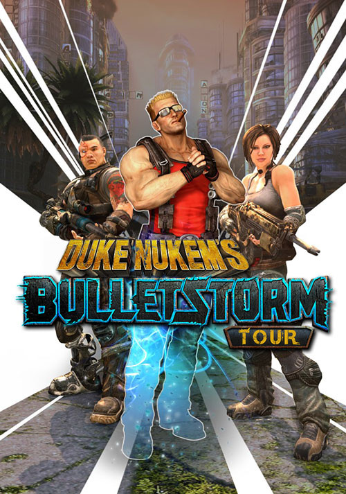 Duke Nukems Bulletstorm Tour (PC)