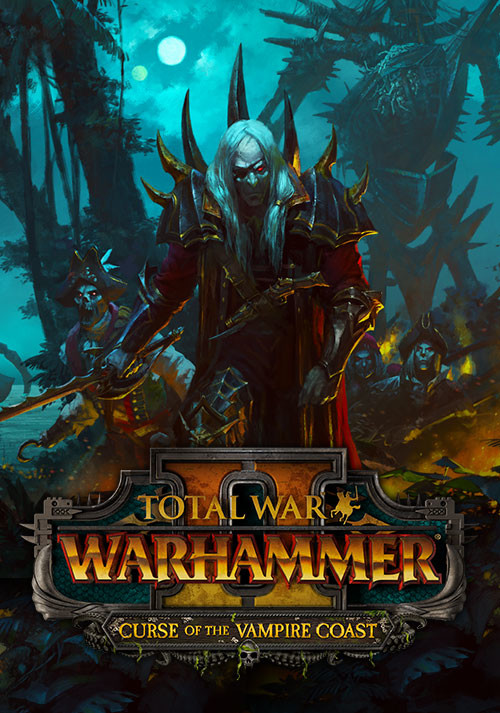 Total War: WARHAMMER II - Curse of the Vampire Coast (PC)