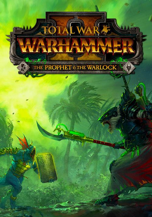 Total War: WARHAMMER II - The Prophet + The Warlock (PC)