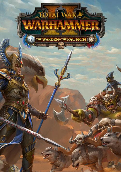 Total War: WARHAMMER II - The Warden + The Paunch (PC)