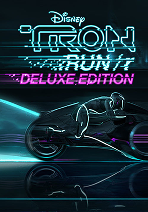 TRON RUN/r Deluxe Edition
