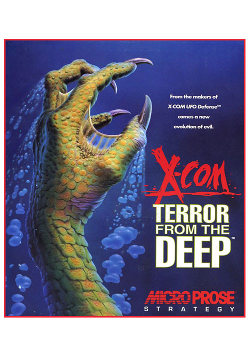 XCOM Terror From the Deep