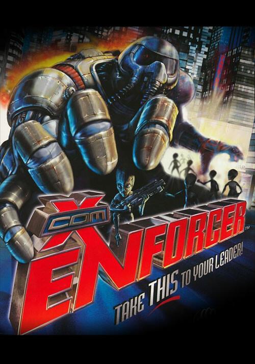 XCOM Enforcer