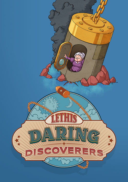 Lethis Daring Discoverers