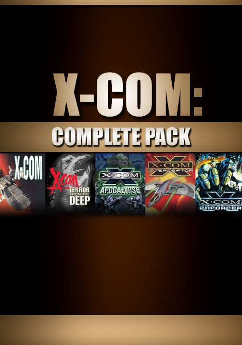 XCOM Complete Pack