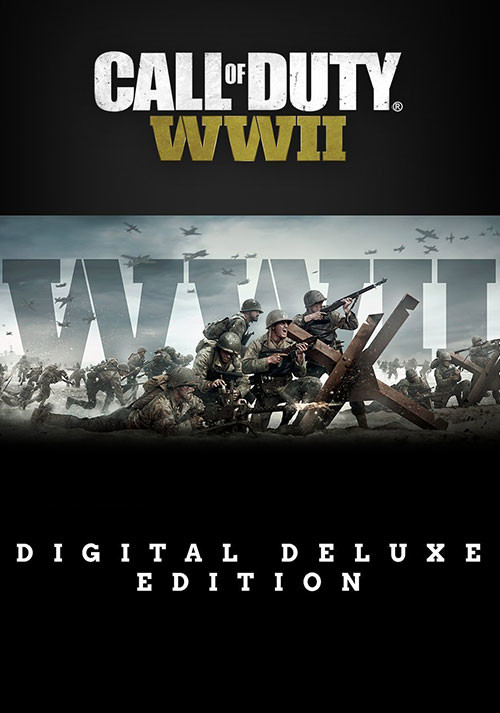 Call of Duty: WWII - Digital Deluxe (PC)