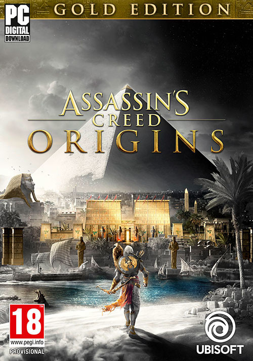 Assassins Creed Origins Gold Edition (PC)