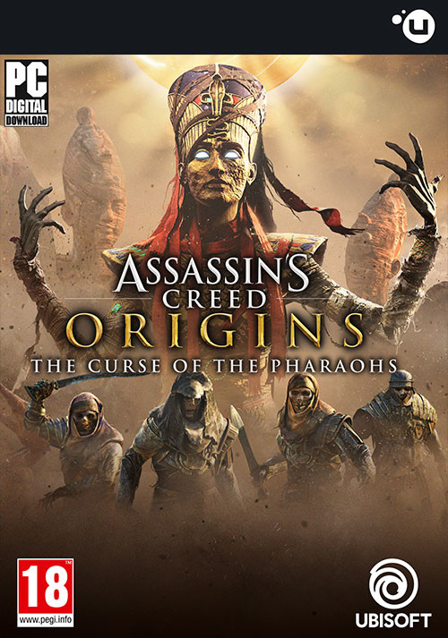 Assassins Creed Origins - The Curse Of the Pharaohs (PC)