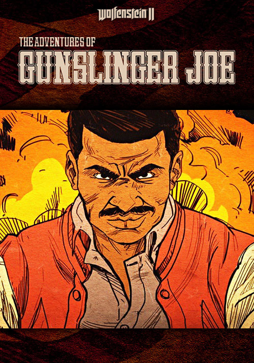 Wolfenstein 2 The Adventures of Gunslinger Joe (DLC 1)