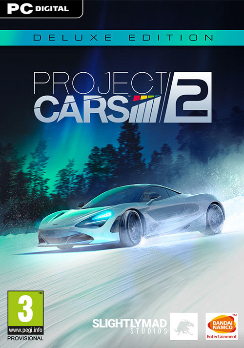 Project CARS 2 Deluxe Edition (PC)
