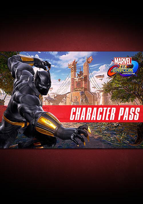 Marvel vs. Capcom Infinite Character Pass