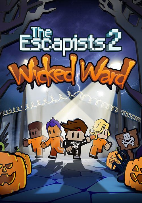The Escapists 2 Wicked Ward