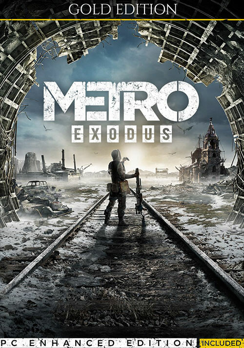 Metro Exodus - Gold Edition (PC)