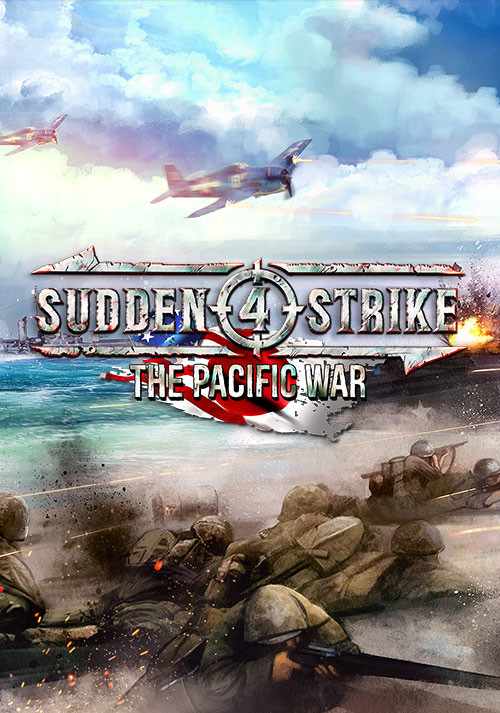 Sudden Strike 4: The Pacific War (PC)