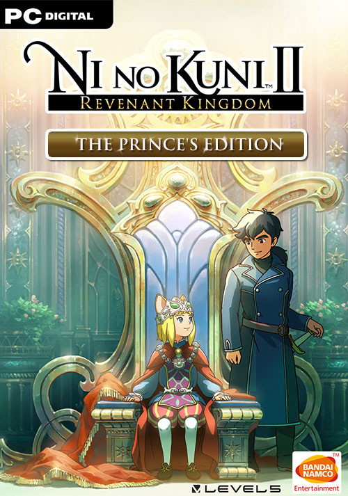 Ni no Kuni 2 Revenant Kingdom The Prince's Edition