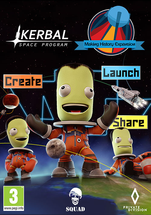 Kerbal Space Program: Making History (PC)