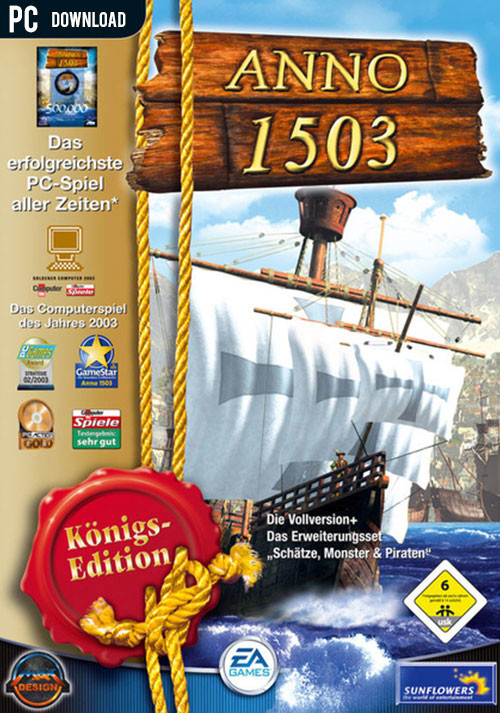 Anno 1503 - Königsedition (PC)