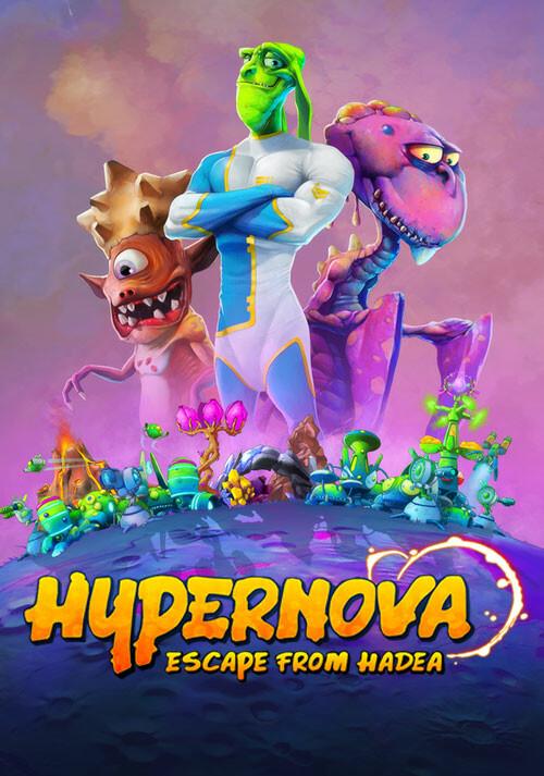 HYPERNOVA Escape from Hadea
