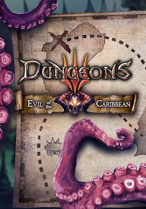 Dungeons 3 Evil of the Caribbean DLC