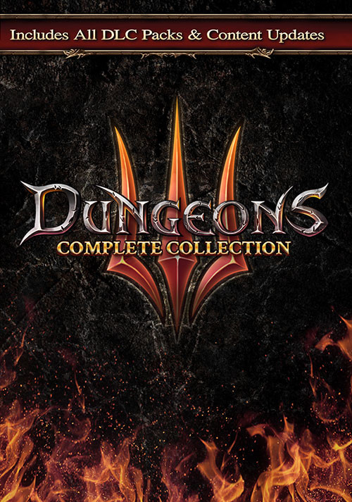 Dungeons 3 - Complete Collection (PC)