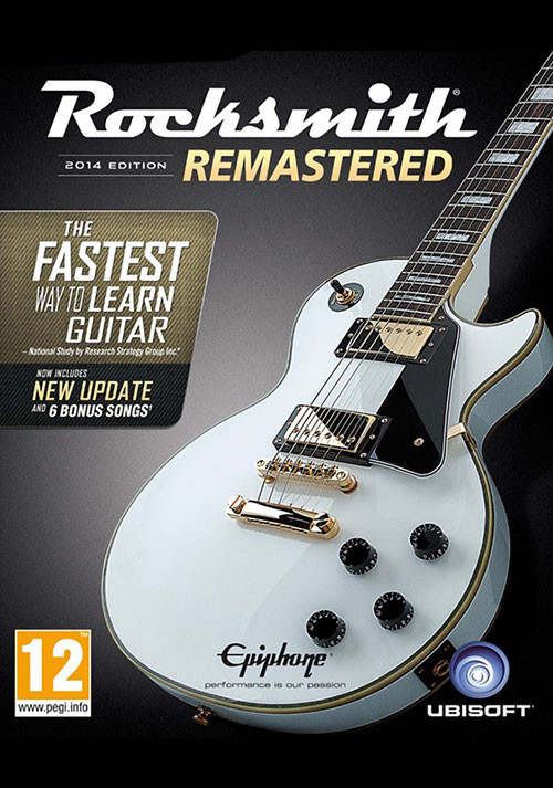 Rocksmith® 2014 Edition – Remastered (PC)