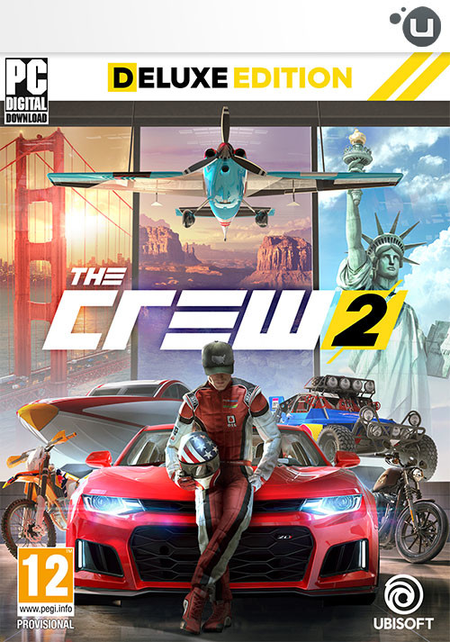 The Crew 2  Deluxe Edition