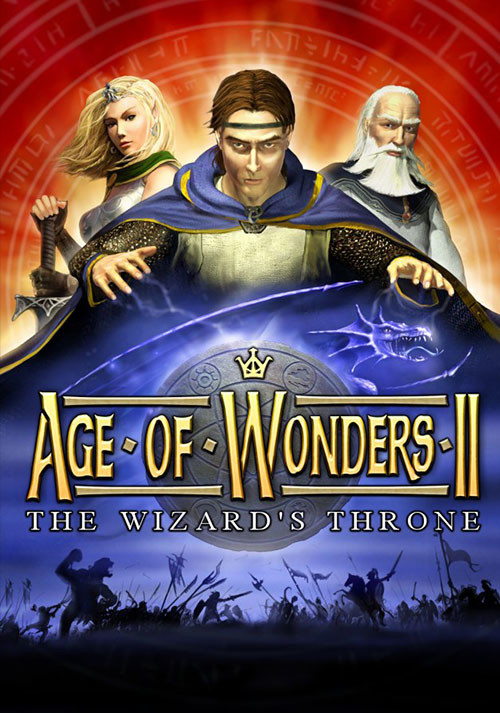 Age of Wonders 2 The Wizard's Throne