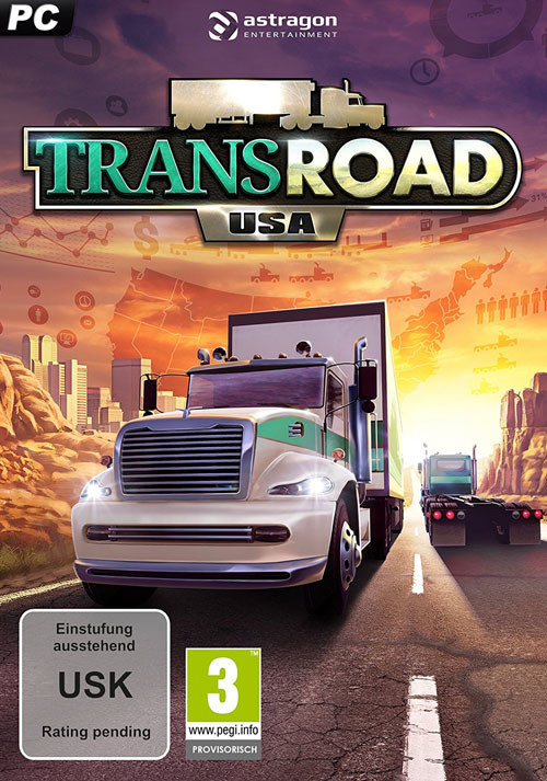 TransRoad: USA (PC)