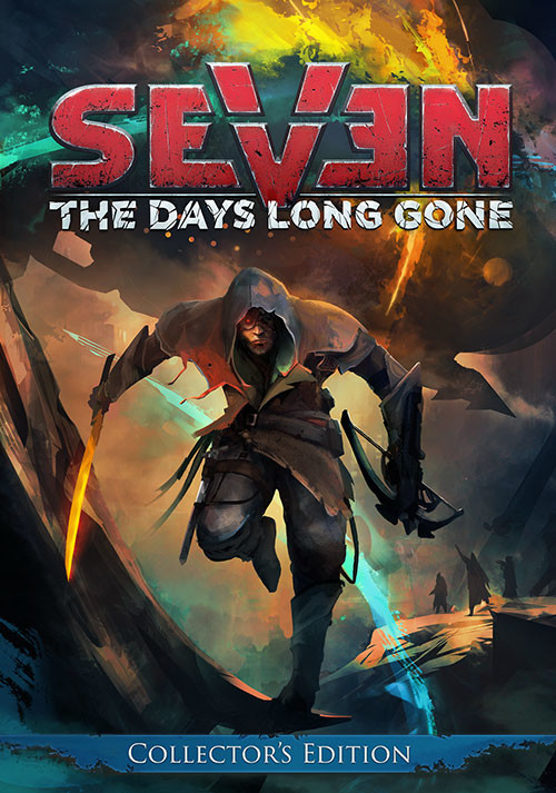 Seven The Days Long Gone Collector's Edition
