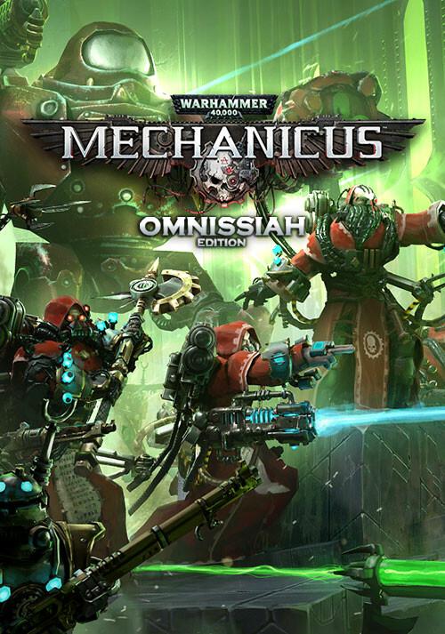 Warhammer 40,000: Mechanicus - Omnissiah Edition (PC)