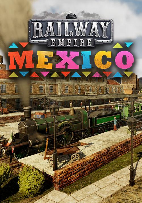 Railway Empire: Mexico (PC)