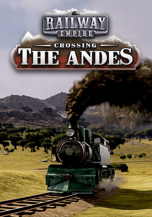 Railway Empire: Crossing the Andes (PC)