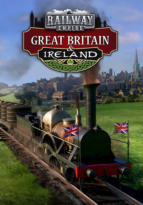 Railway Empire - Great Britain + Ireland (PC)