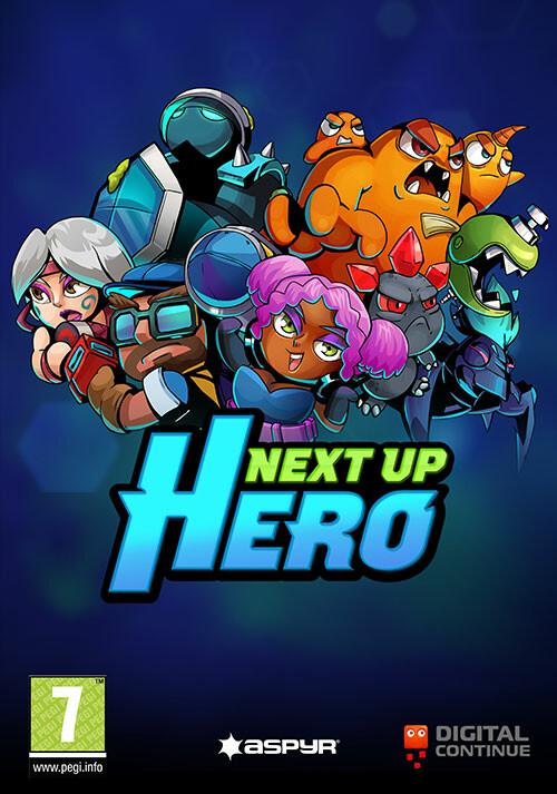 Next Up Hero
