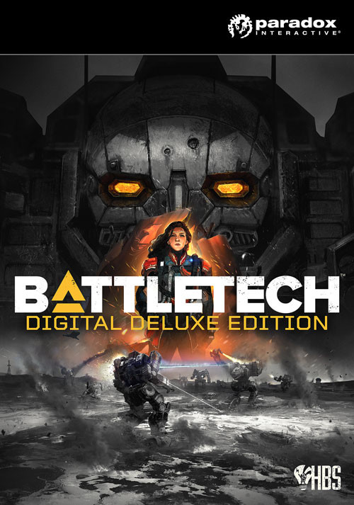 BATTLETECH - Digital Deluxe Edition (PC)